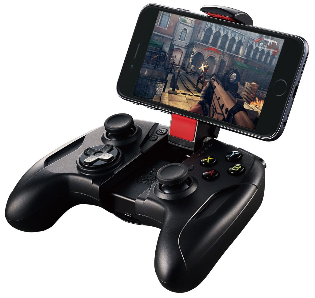 Tt eSPORTS CONTOUR Mobile Gaming Controller_Strong Secure System