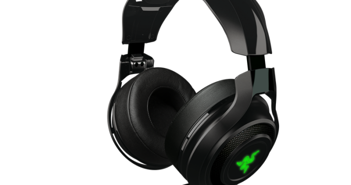 razer bringt neues kabelloses gaming headset razer mano. Black Bedroom Furniture Sets. Home Design Ideas