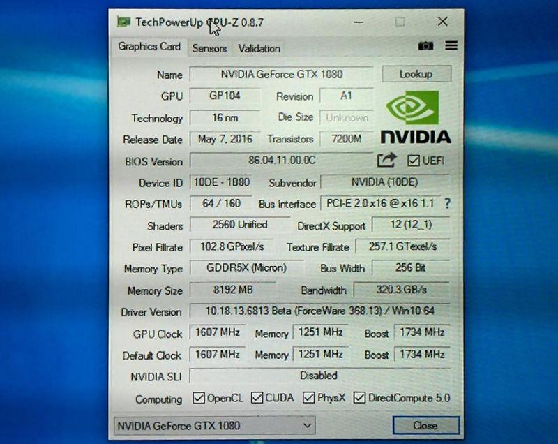 GTX1080