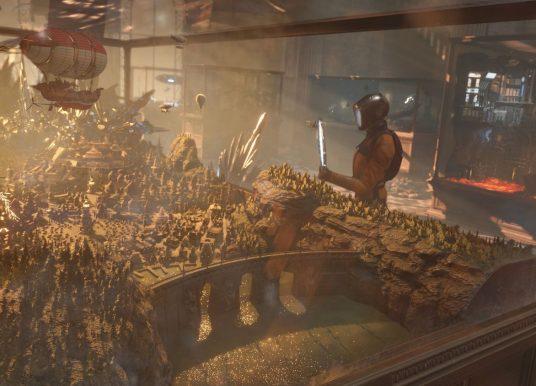 3DMark Time Spy – DirectX 12 trailer and screenshots