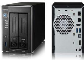 Thecus erweitert seine ultimative Multimedia-NAS-Serie um neues N2810 Modell