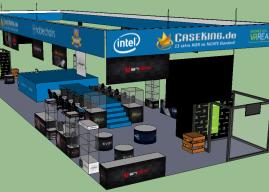 Caseking auf der gamescom 2016 – Ein Event der Superlative mit beeindruckender Virtual-Reality