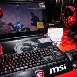 MSI Neuheiten auf der Tokyo Game Show 2016