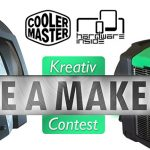 BE A MAKER – Kreativ Contest in Kooperation mit Cooler Master