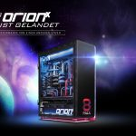 Performance von einem anderen Stern bei Caseking: Der einzigartige 8Pack OrionX Gaming-PC mit Dual-System und Custom-Wasserkühlung.