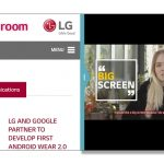 Neues G6 Smartphone von LG bietet ultimative Benutzerfreundlichkeit und FullVision-Display