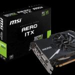 MSI präsentiert kompakte GeForce®-GTX-1060er für ITX-Systeme