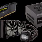 CORSAIR ist bereit für AMD Ryzen™