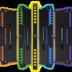 CORSAIR stellt neuen VENGEANCE RGB DDR4-Arbeitsspeicher vor