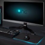 Der neue CORSAIR ONE, der erste voll ausgestattete Gaming-PC von CORSAIR.