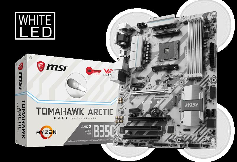 MSI stellt sieben neue AM4-Mainboards mit exklusiver Bios-Funktion