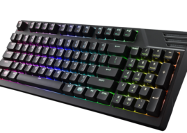 MasterKeys Pro S White und der MasterKeys Pro M RGB vervollständigt Cooler Master sein Tastaturen-Portfolio