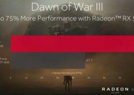 "Radeon Graphics unterstützt ""Dawn of War III"" optimal"