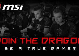 Join the Dragon – MSI fördert Gaming-Teams