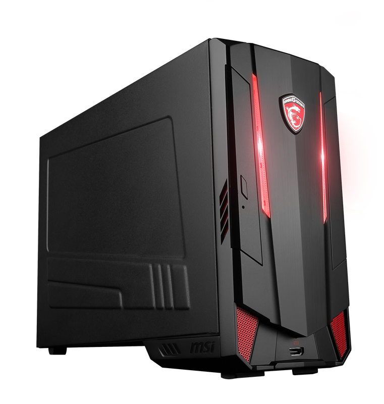 msi nightblade mi3 kompakter gaming pc mit intel optane technik hardwareinside. Black Bedroom Furniture Sets. Home Design Ideas