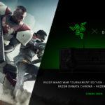 Razer und Bungie kündigen Destiny 2 Peripherie an