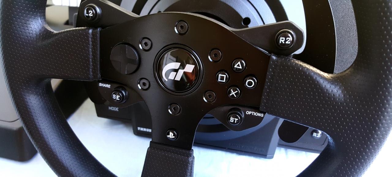 thrustmaster t300 rs gt edition im test hardwareinside. Black Bedroom Furniture Sets. Home Design Ideas
