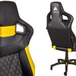 CORSAIR präsentiert den T1 RACE-Gamingstuhl