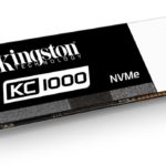Kingston stellt die KC1000 NVMe PCIe SSD vor