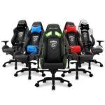 Der erste Gaming Seat von Sharkoon - EVK 299 Euro