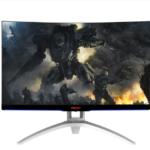 """Zwei große """"rahmenlose"""" AOC AGON Gaming-Monitore mit 1800 mm Krümmung ab sofort erhältlich"""