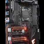 GIGABYTE präsentiert die X299 AORUS Gaming-Mainboards