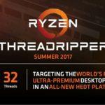 AMD präsentiert weitere Ryzen Threadripper Prozessoren