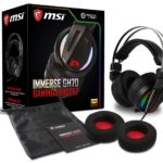 MSI stellt Gaming-Headset Immerse GH70 vor
