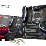 MSI launcht X299 Mainboards