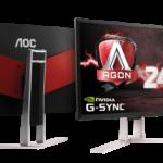 gamescom 2017: AOC präsentiert extrem schnellen 240-Hz-AGON-G-SYNC-Monitor