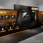 GIGABYTE ist auch im Jahr 2017 wieder auf der Gamescom vertreten