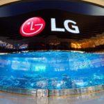 LG Electronics enthüllt weltgrößte OLED-Wand in Dubai