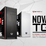 BitFenix Nova als Tempered Glass Edition – ein Klassiker in neuem Gewand.