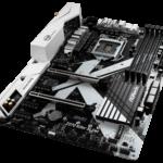Liste der kommenden Intel Z370 Express Chipsatz Mainboards