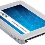 Crucial kündigt das BX300 Solid-State-Drive an