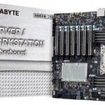 Gigabyte startet MW51-HP0 Workstation Motherboard
