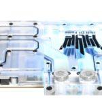 Maximales Overclocking mit Wasser: KFA2 präsentiert KFA2 GeForce GTX 1080 Ti Hall of Fame Watercooled
