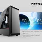 Jetzt bei Caseking – Die beliebte Eclipse-Serie von Phanteks wird mit dem P300 noch kompakter.