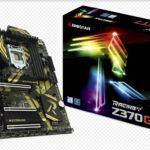 BIOSTAR macht neugierig auf die kommende RACING Mainboard-Serie der 3. Generation mit Z370 Chipsatz
