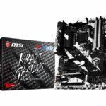 Bilder des MSI Z370 Krait Gaming Motherboards aufgetaucht