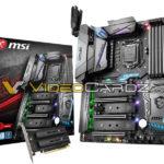 MSI bringt das Z370 GODLIKE Gaming Motherboard