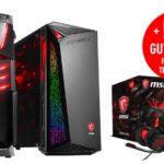Vom Pleb zum Pro – Starke MSI Gaming-PCs zu gewinnen