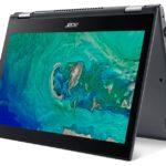 Acer Spin 5: Neue Generation im Aluminium-Unibody ab sofort verfügbar