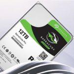 Seagate erweitert Guardian-Portfolio um 12-TB-Festplatten für NAS und Desktop-Rechner