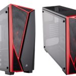 CORSAIR stellt das Carbide Series SPEC-04 Tempered Glass-Gehäuse vor