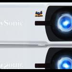 ViewSonic PA505W – Brilliante Projektionen für jede Gelegenheit