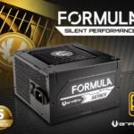 BRANDNEU bei Caseking – Leise 80 Plus Gold Netzteile der BitFenix Formula-Serie mit DC-DC-Technik