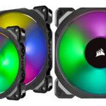 CORSAIR stellt die neue ML PRO RGB-Lüfterserie mit Magnetschwebetechnik vor
