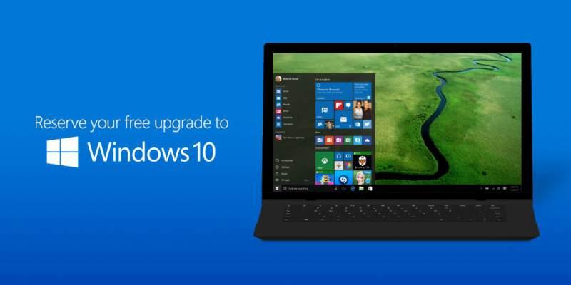 Kostenloses Windows 10 Upgrade