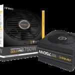 Earthwatts Gold PRO: Antec präsentiert eine neue Netzteilserie